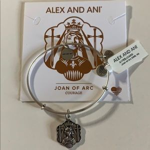 Alex and Ani Joan of Arc